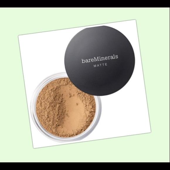 bareMinerals Other - Bare Minerals Matte Powder Foundation Golden Tan20